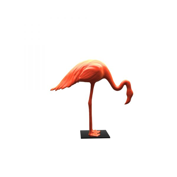 ZOOZOO SHOP FLAMINGO GLOSSY 02 RAL 2012 0002