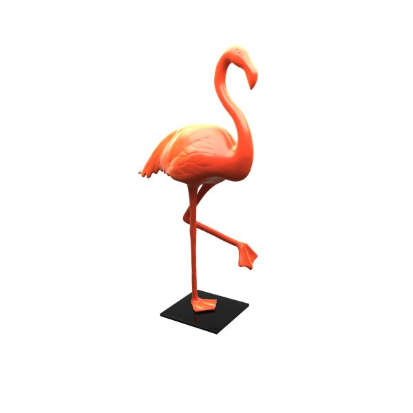 ZOOZOO SHOP FLAMINGO GLOSSY 03 RAL 2012 0001