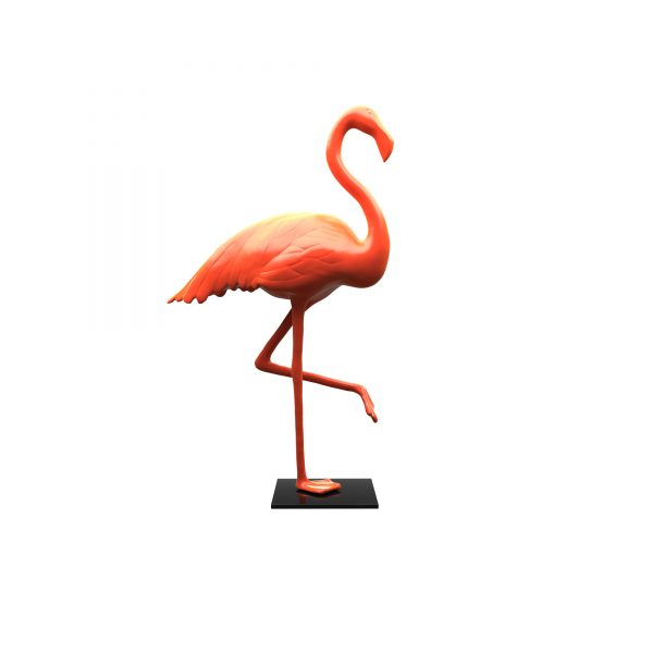 ZOOZOO SHOP FLAMINGO GLOSSY 03 RAL 2012 0002