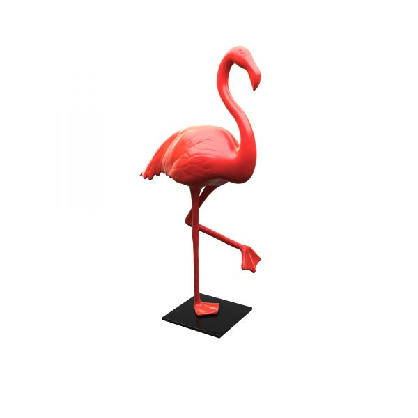ZOOZOO SHOP FLAMINGO GLOSSY 03 RAL 3017 0001