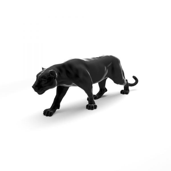 ZOOZOO SHOP PANTHER BLCK 0000