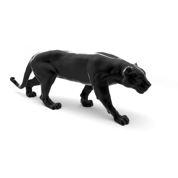 ZOOZOO SHOP PANTHER BLCK 0001