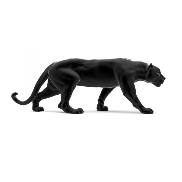 ZOOZOO SHOP PANTHER BLCK 0002